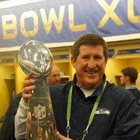 Coach Golden Pat Ruel